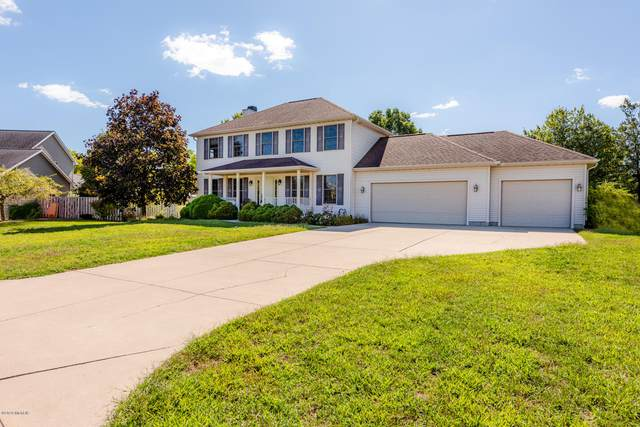 4274 S Royal Curve, St. Joseph, MI 49085 (MLS #20038180) :: JH Realty Partners