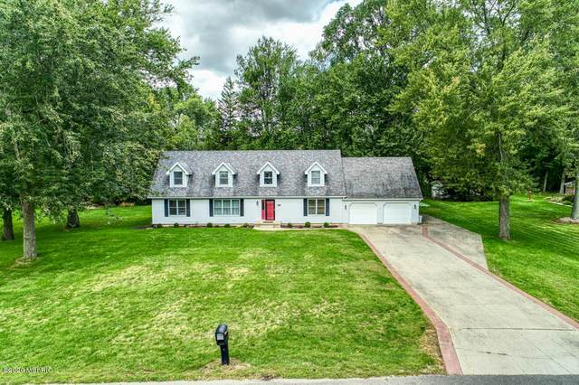 632 S Fall River Drive, Coldwater, MI 49036 (MLS #20038277) :: JH Realty Partners