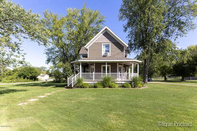 6335 Byron Road, Zeeland, MI 49464 (MLS #20038341) :: JH Realty Partners