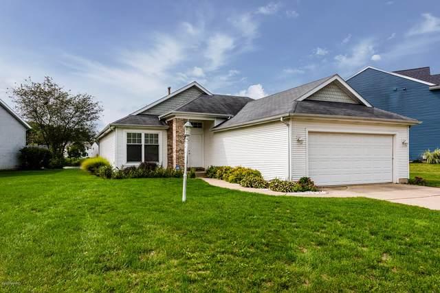 600 Cygnet Lake Drive, Benton Harbor, MI 49022 (MLS #20038499) :: Ginger Baxter Group