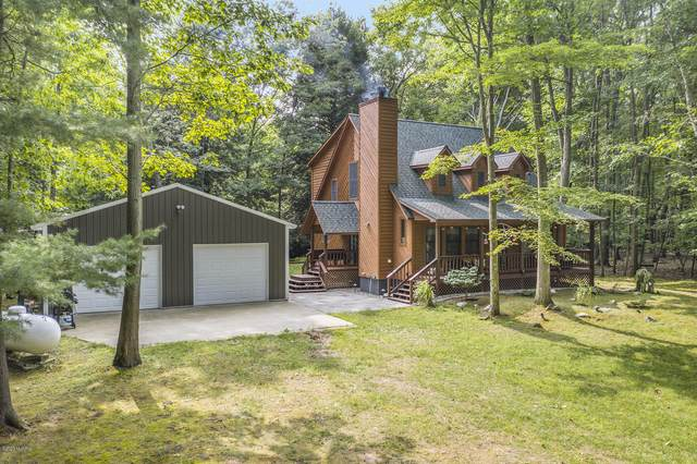 5481-N Ridge Road, Pentwater, MI 49449 (MLS #20038579) :: Deb Stevenson Group - Greenridge Realty