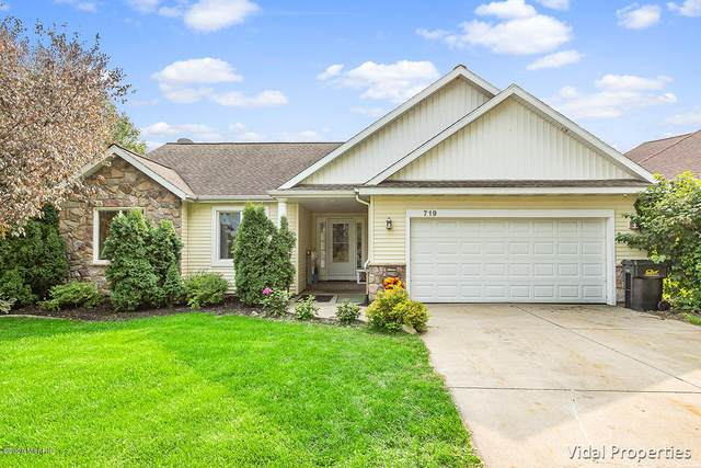 719 Garden Ridge Drive, Holland, MI 49423 (MLS #20038638) :: Ginger Baxter Group