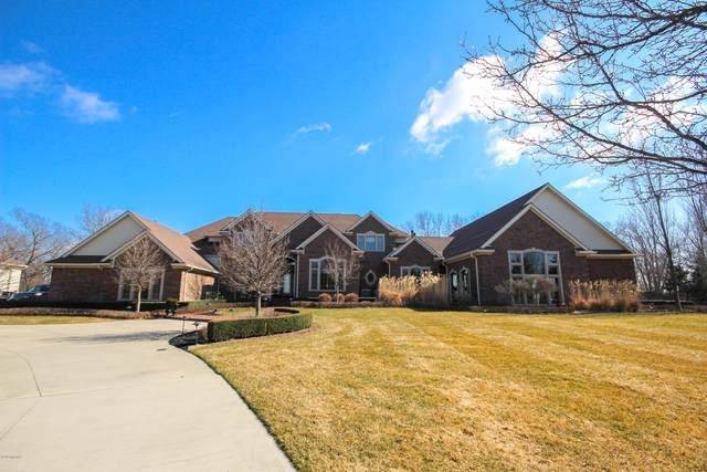 663 Tuttle Road, Union City, MI 49094 (MLS #20038659) :: Ginger Baxter Group
