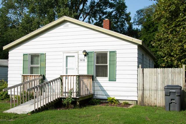 1416 Rose Avenue, Benton Harbor, MI 49022 (MLS #20038683) :: JH Realty Partners