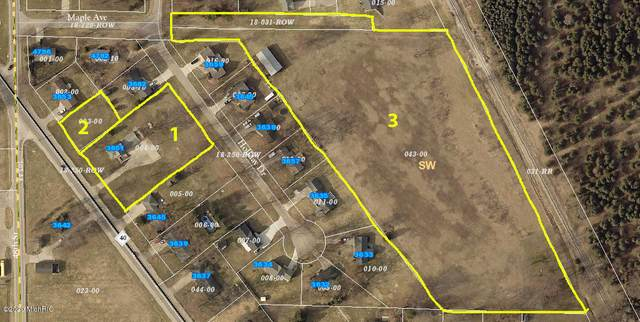 Vacant Land Volkers Street, Hamilton, MI 49419 (MLS #20038740) :: Ginger Baxter Group