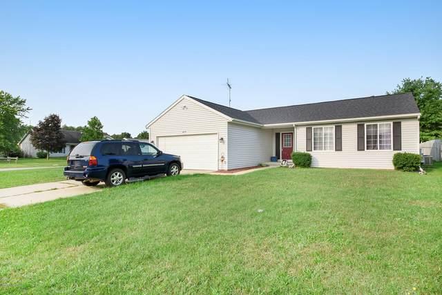672 Mildred, Galesburg, MI 49053 (MLS #20038775) :: Ginger Baxter Group