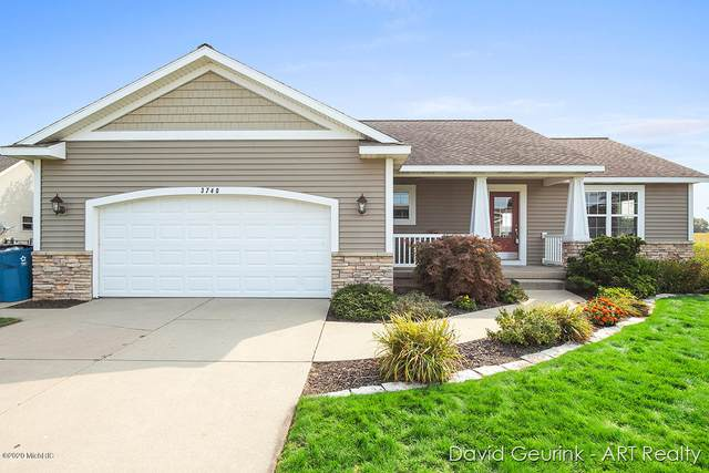 3740 Townline Court, Zeeland, MI 49464 (MLS #20038864) :: JH Realty Partners