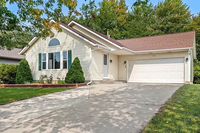 163 Great Northern Lane, Holland, MI 49424 (MLS #20038896) :: Ginger Baxter Group