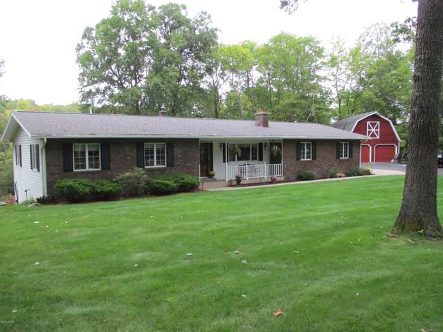 11600 W Baker Road, Greenville, MI 48838 (MLS #20038930) :: JH Realty Partners