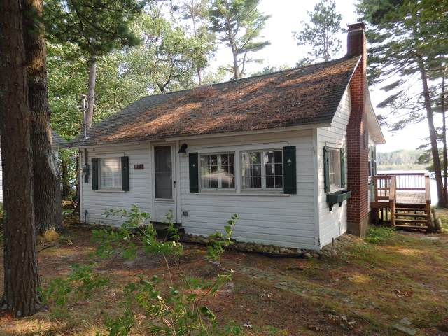 53 W Piney Road, Manistee, MI 49660 (MLS #20039043) :: Ginger Baxter Group