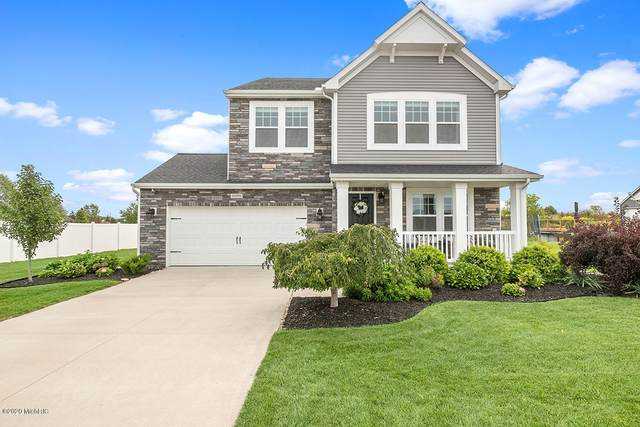 4096 Springmist Drive, Hudsonville, MI 49426 (MLS #20039130) :: Keller Williams RiverTown