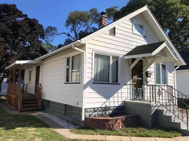 220 E Lincoln Avenue, Muskegon Heights, MI 49444 (MLS #20039248) :: Deb Stevenson Group - Greenridge Realty