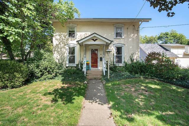 117 S Marshall Avenue, Marshall, MI 49068 (MLS #20039268) :: Ginger Baxter Group