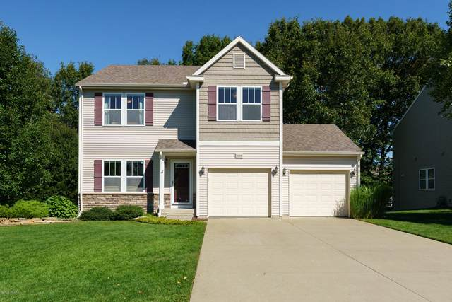 6108 Equestrian Woods Court, Kalamazoo, MI 49009 (MLS #20039273) :: Ginger Baxter Group