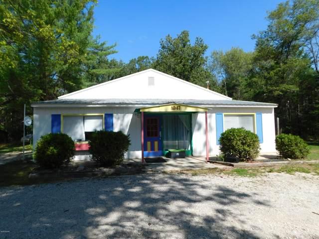 4947 Croton Drive, Newaygo, MI 49337 (MLS #20039309) :: Ginger Baxter Group