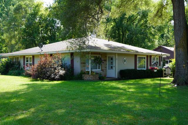 144 Maxine Place, Battle Creek, MI 49037 (MLS #20039356) :: Ginger Baxter Group