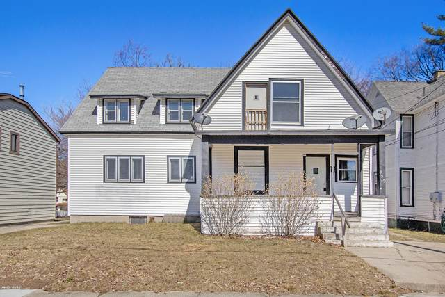 935 Thomas Street SE, Grand Rapids, MI 49506 (MLS #20039369) :: JH Realty Partners