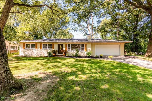 3300 W Valley View Drive, St. Joseph, MI 49085 (MLS #20039392) :: JH Realty Partners