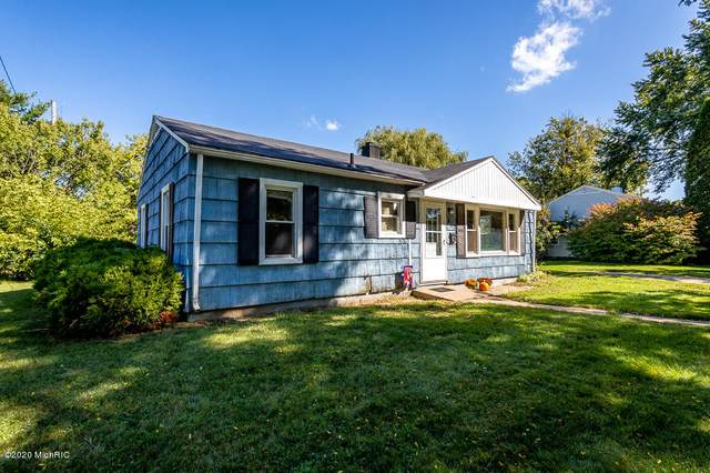 403 Booth Drive, Albion, MI 49224 (MLS #20039405) :: Ginger Baxter Group