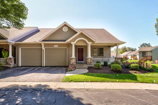 454 Melrose Drive, Holland, MI 49423 (MLS #20039412) :: JH Realty Partners