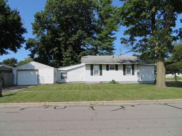 609 S Orange Street, Sturgis, MI 49091 (MLS #20039608) :: JH Realty Partners