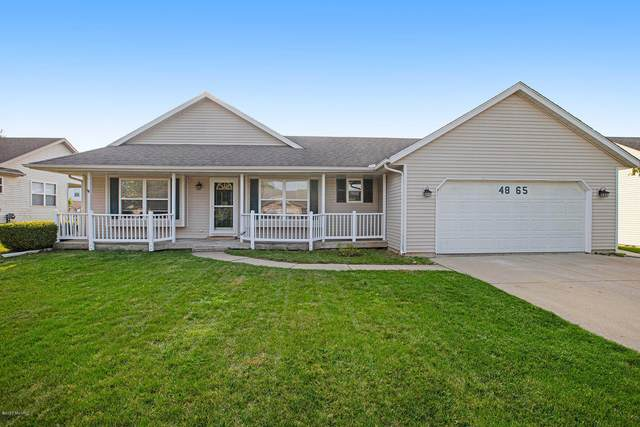 4865 Pepper Bush Lane, Kalamazoo, MI 49004 (MLS #20039641) :: Ron Ekema Team