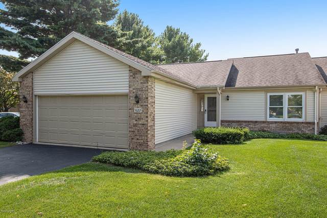 3622 Tartan Circle, Portage, MI 49024 (MLS #20039710) :: Jennifer Lane-Alwan
