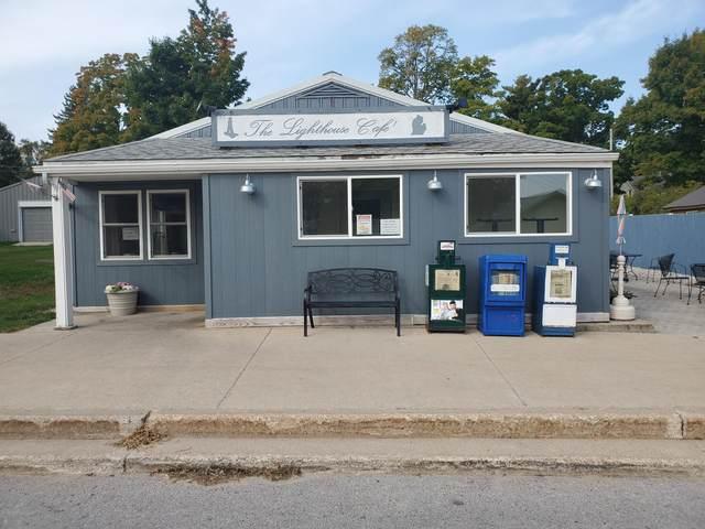 735 Frankfort Avenue, Elberta, MI 49628 (MLS #20039761) :: Deb Stevenson Group - Greenridge Realty