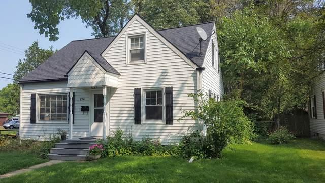 154 Pleasant Avenue, Battle Creek, MI 49015 (MLS #20039784) :: CENTURY 21 C. Howard
