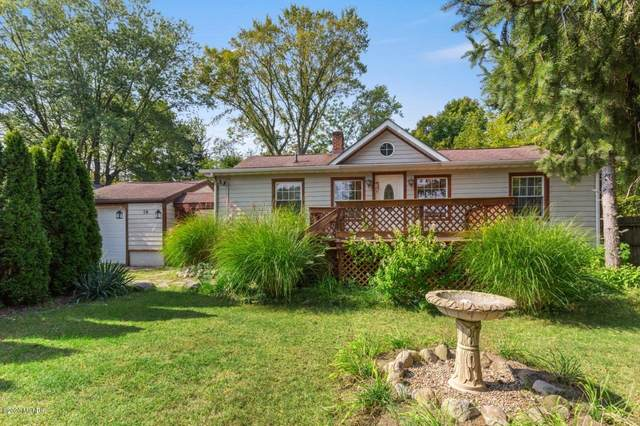 14 S Mayhew Street, New Buffalo, MI 49117 (MLS #20039804) :: Ginger Baxter Group