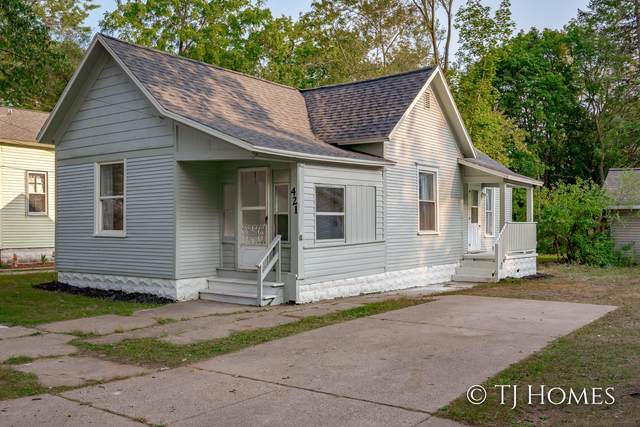 421 Leonard Avenue, Muskegon, MI 49442 (MLS #20039935) :: JH Realty Partners