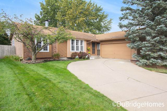 3701 Chanute Avenue SW, Grandville, MI 49418 (MLS #20039961) :: JH Realty Partners
