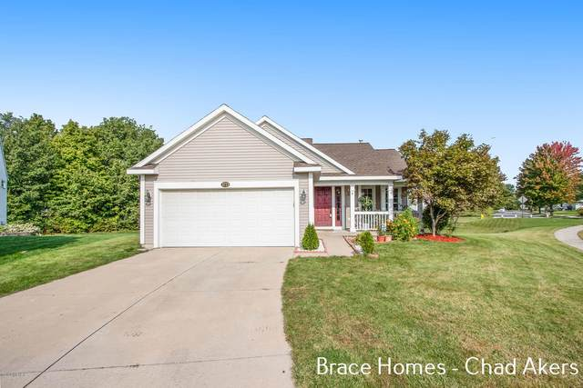 3723 W Sugarberry Court, Kentwood, MI 49512 (MLS #20039994) :: Ginger Baxter Group