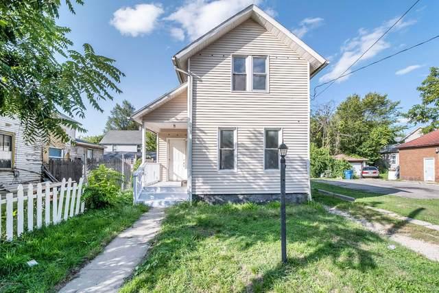 1207 E Vine Street, Kalamazoo, MI 49001 (MLS #20040042) :: Deb Stevenson Group - Greenridge Realty