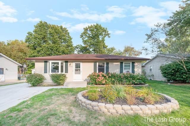 3664 Bluebird Avenue SW, Wyoming, MI 49519 (MLS #20040117) :: JH Realty Partners