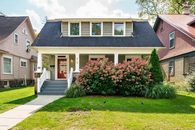 818 Egleston Avenue, Kalamazoo, MI 49001 (MLS #20040128) :: Deb Stevenson Group - Greenridge Realty