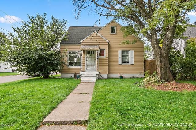1342 Whiting Street SW, Wyoming, MI 49509 (MLS #20040230) :: JH Realty Partners
