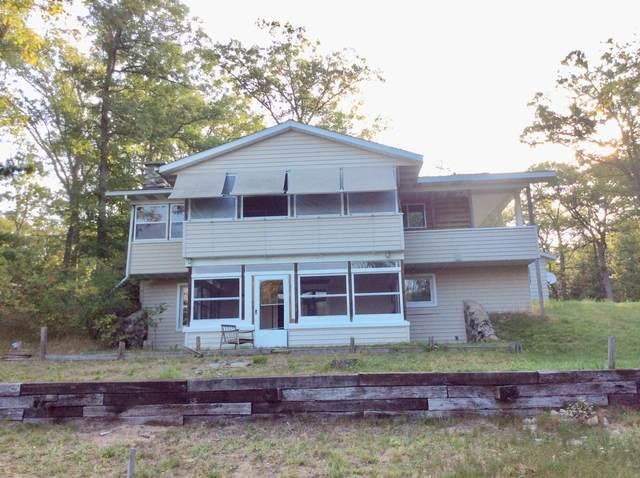 11319 S L. Lake Drive, Baldwin, MI 49304 (MLS #20040250) :: Keller Williams RiverTown