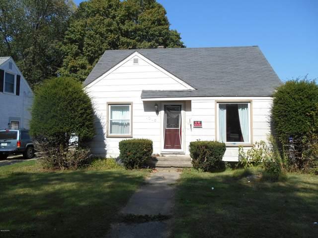 1016 Griffith Street, Sturgis, MI 49091 (MLS #20040312) :: Deb Stevenson Group - Greenridge Realty
