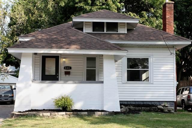 449 Elliott Street SE, Grand Rapids, MI 49507 (MLS #20040372) :: CENTURY 21 C. Howard