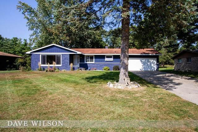 1873 Bluehill Drive NE, Grand Rapids, MI 49525 (MLS #20040491) :: Ginger Baxter Group