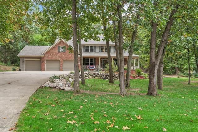 8927 Marsh Creek Circle, Galesburg, MI 49053 (MLS #20040556) :: JH Realty Partners