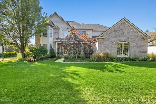 4430 Hickory Grove Court NE, Ada, MI 49301 (MLS #20040614) :: JH Realty Partners