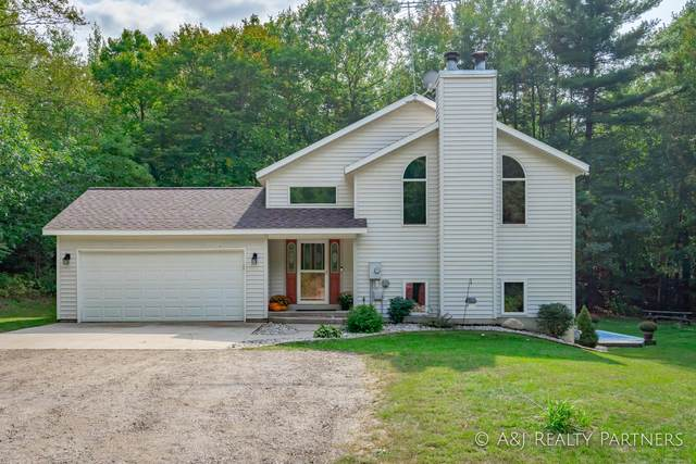 4792 Forest Vale Drive, Pierson, MI 49339 (MLS #20040662) :: JH Realty Partners