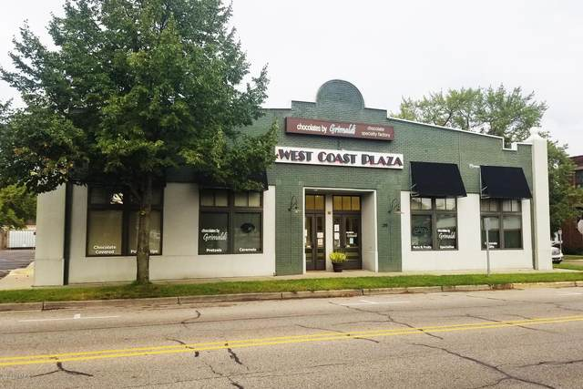219 N 7th Street #3, Grand Haven, MI 49417 (MLS #20040749) :: Keller Williams Realty | Kalamazoo Market Center