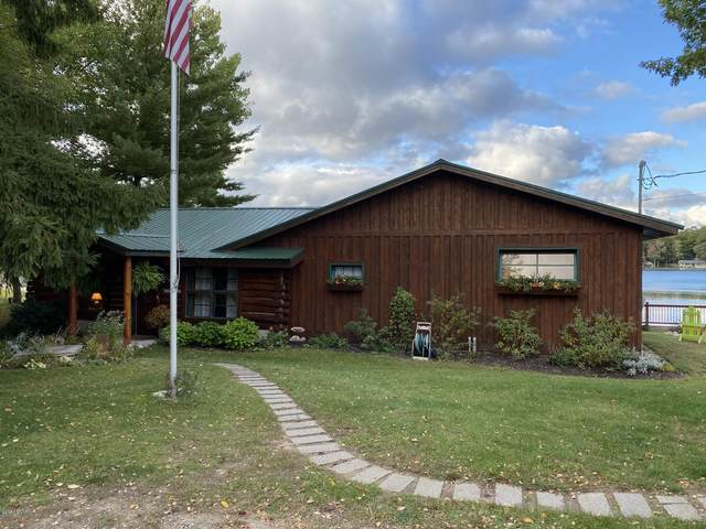 5478 N Bass Lake Road, Irons, MI 49644 (MLS #20040860) :: Ginger Baxter Group