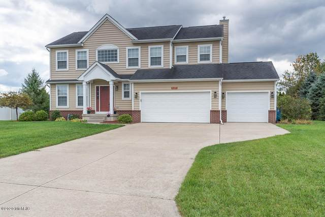5285 Cypress Bay Drive, Kalamazoo, MI 49009 (MLS #20040912) :: JH Realty Partners