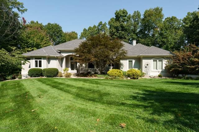 8918 Marsh Creek Circle, Galesburg, MI 49053 (MLS #20040933) :: CENTURY 21 C. Howard