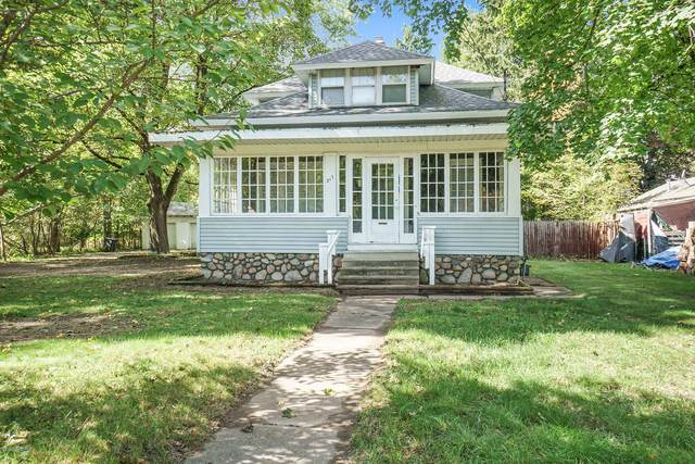 247 N Bedford Road, Battle Creek, MI 49037 (MLS #20041024) :: JH Realty Partners