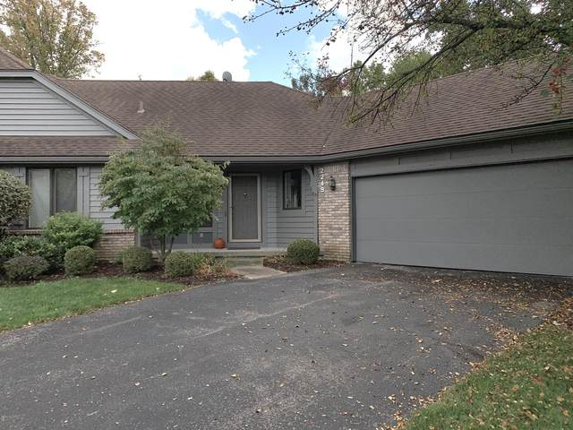 2249 Hummingbird Court SE, Grand Rapids, MI 49546 (MLS #20041095) :: Ginger Baxter Group